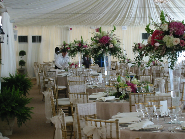 & 4 Engaging Reasons to Use Air Conditioning for the Wedding Tent
