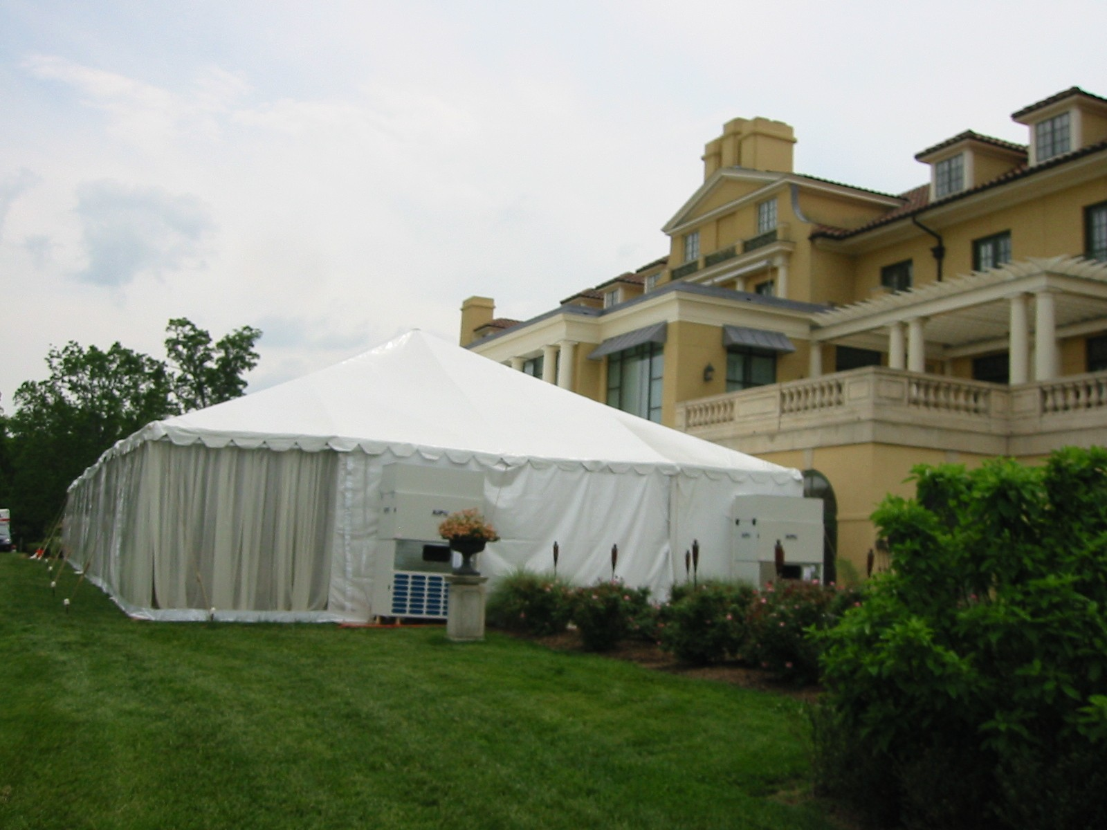 The Right Tent Air Conditioner Makes (or breaks!) Your Event