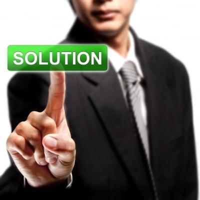 Server-room-cooling-solution